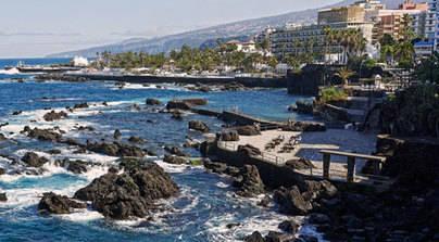 Puerto de la Cruz, apuesta por la innovación con una original acción promocional en Fitur que fusiona Arte y Turismo