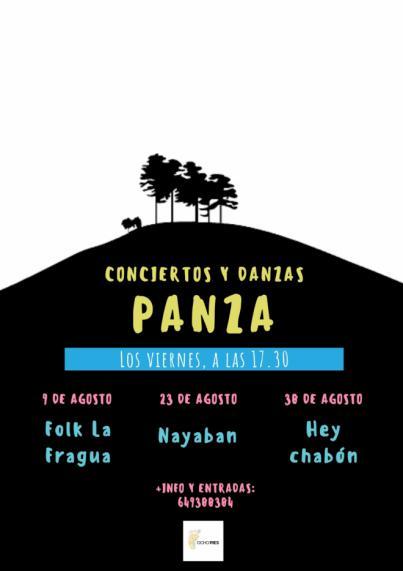 Folk La Fragua levanta el telón de 'Panza'