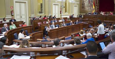 Aprobada la nueva Ley del Suelo con los votos de CC, PP y ASG