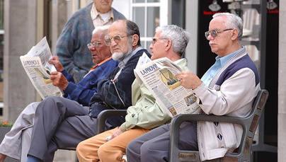Los pensionistas canarios exigen al Estado la revalorización de las pensiones según el IPC