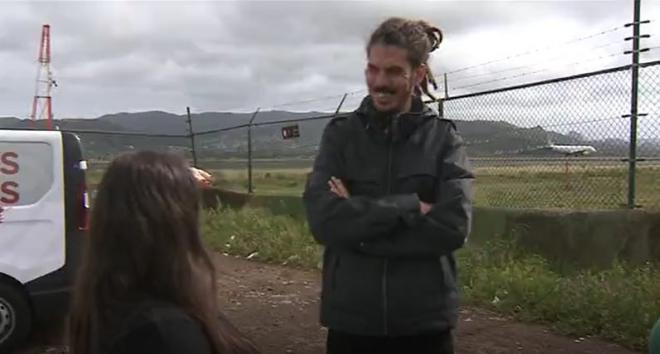 """""""El 75% forra a las aerolíneas e impide a canarios del exterior disfrutar de su tierra"""""""