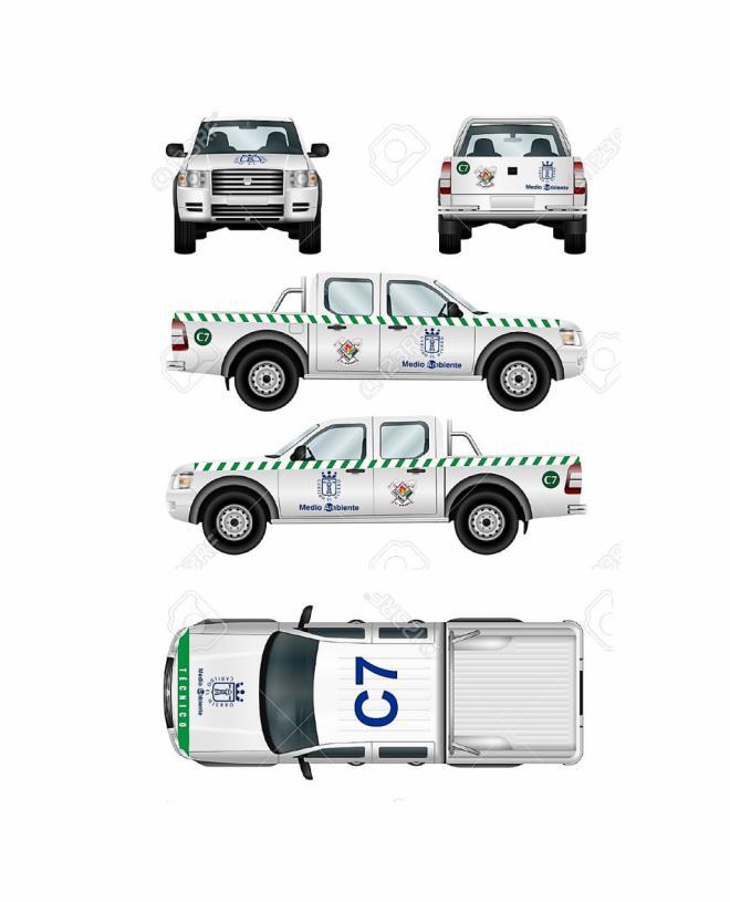 15 vehículos para la prevención y lucha contra incendios forestales