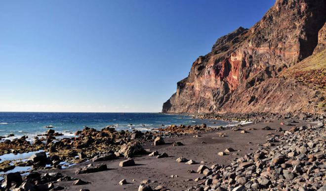 ASG en Valle Gran Rey solicita el servicio de vigilancia en las principales playas