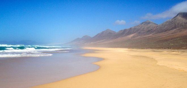 Cuatro playas canarias, entre las mejores de España