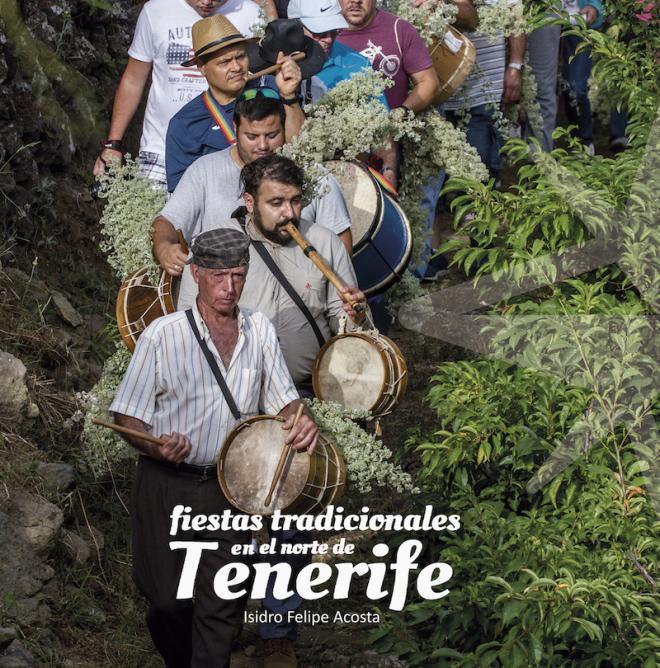 """Un libro """"retrata"""" las Fiestas Tradicionales del Norte de Tenerife"""