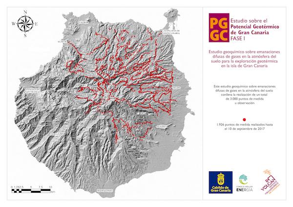 El potencial geot rmico de gran canaria ya cuenta con - Puntos limpios gran canaria ...
