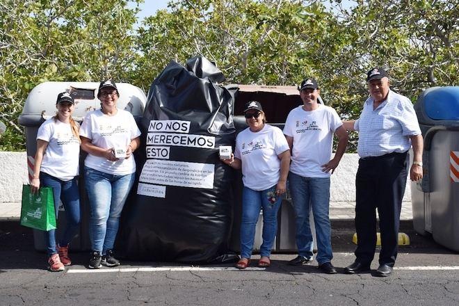 El Ayuntamiento de La Frontera lanza una campaña de sensibilización ciudadana