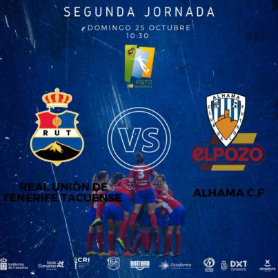 Primera salida para el Real Unión Tenerife Tacuense