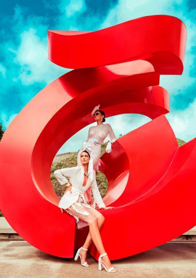 Adrián Cabrera Martín se alza con el primer premio del Concurso de Fotografía Tenerife Moda