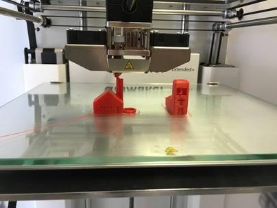 Canarias tendrá cursos pioneros sobre diseño, modelado y fabricación 3D