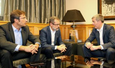 Fernando Clavijo pide una reunión con el ministro de Asuntos Exteriores ante los sondeos autorizados por Marruecos para buscar petróleo