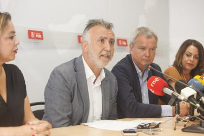 CC y PP dejan a Canarias sin 96 millones para Sanidad, Educación, Pensiones y Dependencia