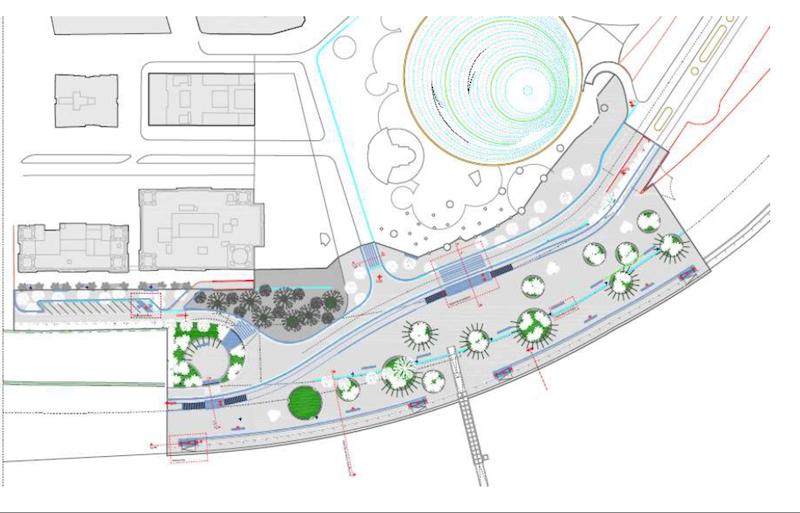 El Ayuntamiento avanza en la tramitación del proyecto de enlace Puerto-Ciudad