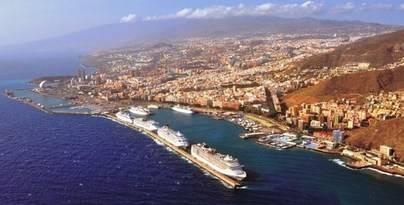 Puertos de Tenerife cierra el año con un 5% más de cruceristas