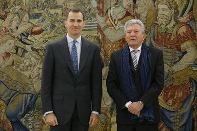 Quevedo le traslada al Rey su intención de respaldar a Sánchez