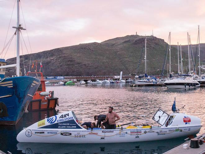 Este domingo partirá desde La Gomera la regata 'Atlantic Challenge'