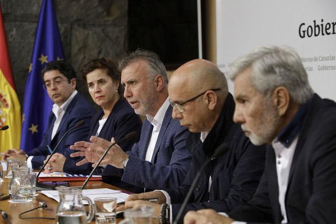 Canarias, Cataluña, Valencia y Madrid afrontan nuevos casos de coronavirus