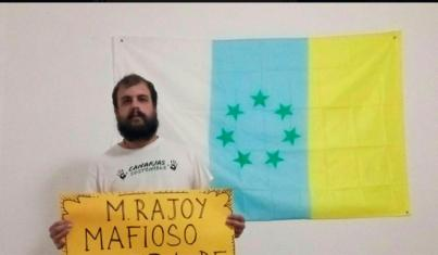 Libertad provisional para el activista tinerfeño acusado de un delito de incitación al odio
