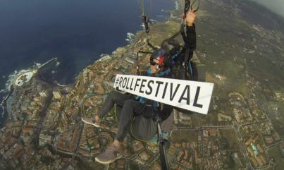 RollFestival convertirá al Puerto de la Cruz en la 'capital' de los deportes extremos