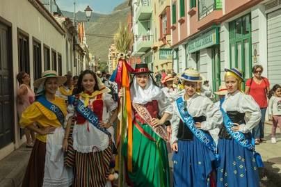 San Sebastián celebra su día grande con la tradicional romería
