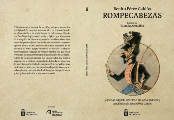 La figura y la obra de Galdós tienen su espacio en la Feria del Libro de Frankfurt