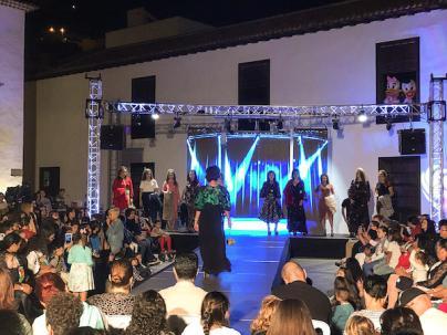 Éxito de la pasarela 'San Sebastián está de moda'