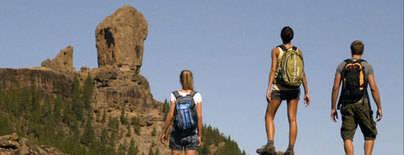'Canarias respira azul cielo', lema del Día Mundial Sin Tabaco