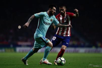 Atlético - Barça, choque en lo más alto
