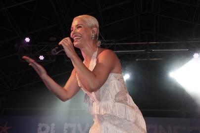 """Soraya: """"Playa Blanca es un paraíso"""""""