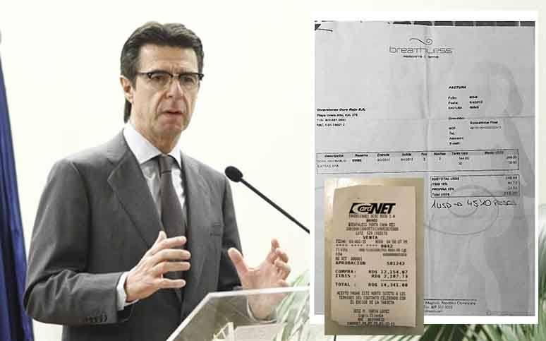 Soria recurrirá la sentencia del caso Punta Cana