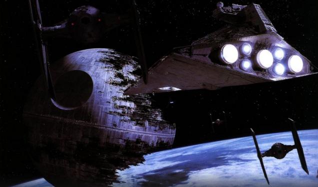 Star Wars 9 quiere ser la primera película rodada en el espacio