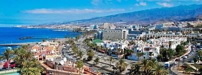 El sector turístico de Tenerife registra un 9,3% más de contratos