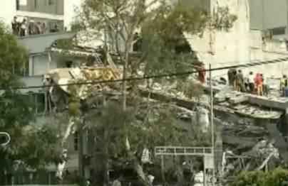 Más de 70 muertos por el terremoto en el estado mexicano de Morelos