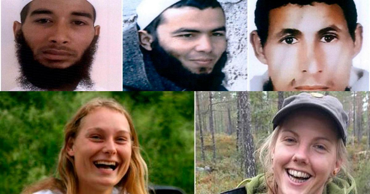 Los acusados de decapitar a dos turistas escandinavas en Marruecos se declaran insolventes