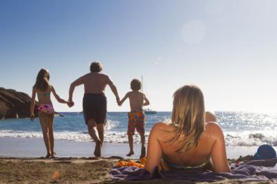 El número de turistas con niños que eligen Canarias ha crecido un 68% en siete años