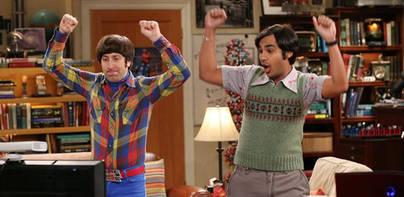 Comienza el rodaje de 'The Big Bang Theory'