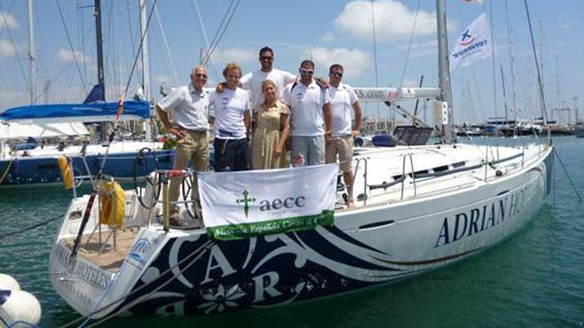 Excelente 6º puesto en la última regata del Adrián Hoteles Macaronesia