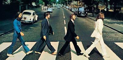 La foto de 'Abbey Road' cumple 45 años