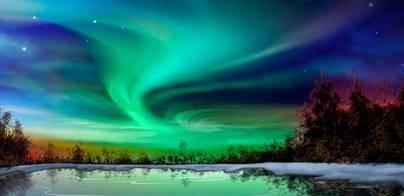 Una expedición del IAC retransmitirá en directo las auroras boreales