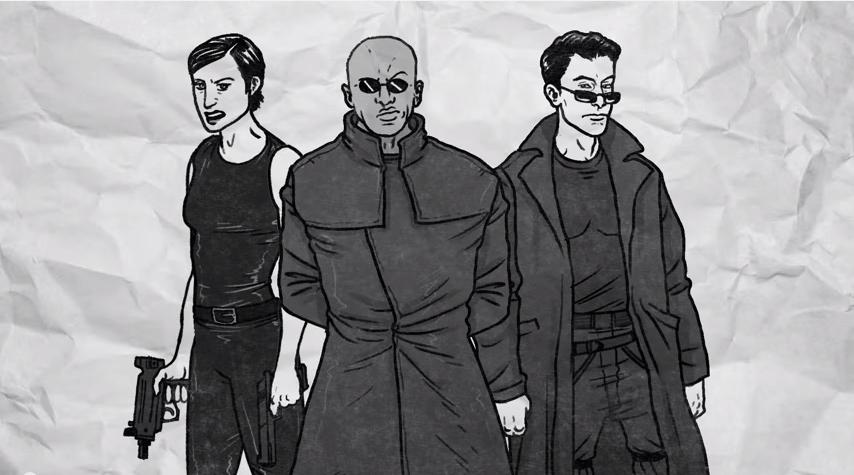 'Matrix' en 3 minutos