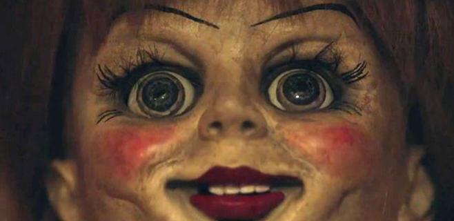 'Annabelle' desata el vandalismo entre los adolescentes