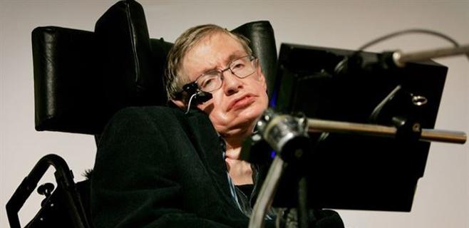 Hawking presenta este viernes la III edición de 'Starmus'