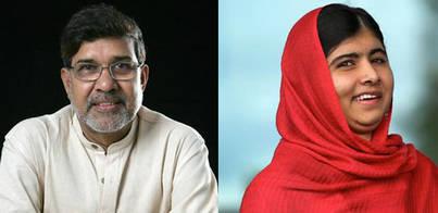 Malala y Kailash Satyarthi obtienen el Nobel de la Paz