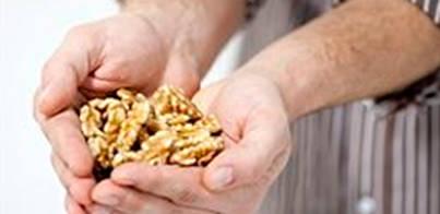 Comer con nueces puede retrasar el Alzheimer