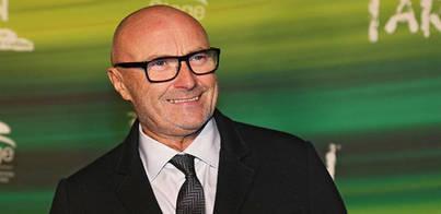 """Phil Collins: """"No fui alcohólico, pero bebía desde las 11?"""