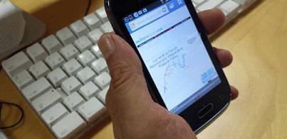 Los móviles disparan la audiencia en publicaciones digitales
