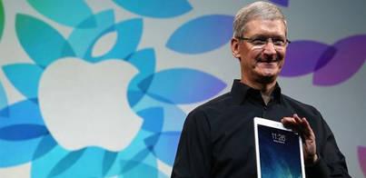 El CEO de Apple declara su homosexualidad