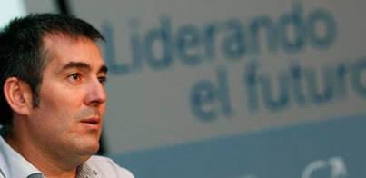 La candidatura de Clavijo a la presidencia se atasca en el 'Corredor'