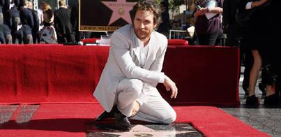McConaughey ya tiene su estrella en Hollywood