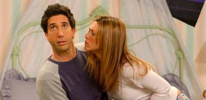 Aniston habla sobre el futuro de 'Ross' y 'Rachel'